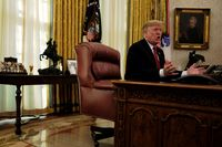 Sebabkan Penutupan Pemerintah AS, Trump Diseret ke Pengadilan