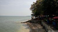 Pantai Kartini (Wikha Setiawan/detikTravel)