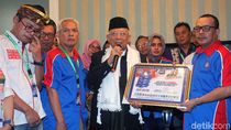 Buruh KSPSI Dukung Jokowi-Maruf Amin