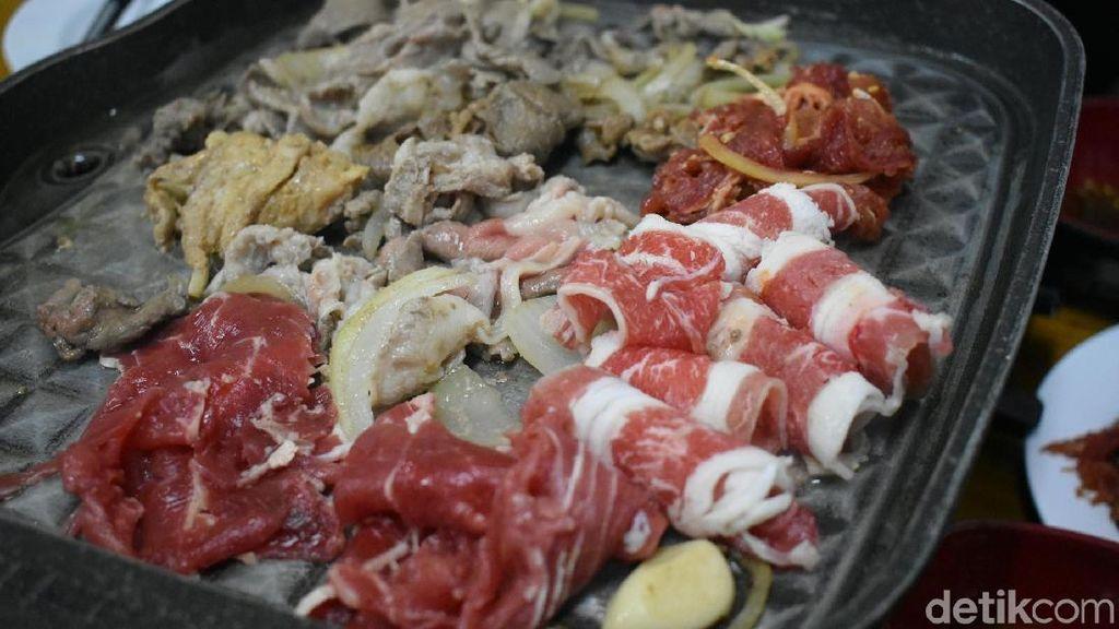Manse: Makan Sepuasnya Daging BBQ Ala Korea Cuma Rp 99 Ribu