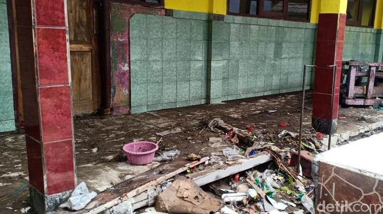 Huntara Korban Tsunami Pandeglang Dibangun di Sumur dan Panimbang