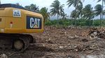 Potret Rumah Rata dengan Tanah Diterjang Tsunami di Sumur Banten