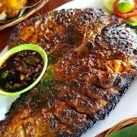 Makanan khas Papua.