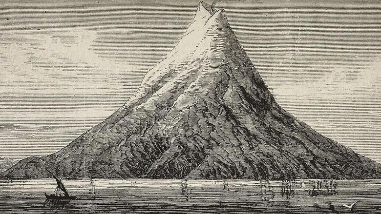 Kisah 20 Jam 56 Menit Dikepung Kiamat Letusan Krakatau 1883