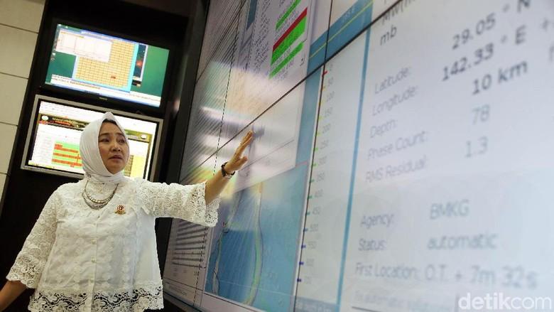 Penjelasan BMKG Keluarkan Peringatan Tsunami Gempa Sulteng