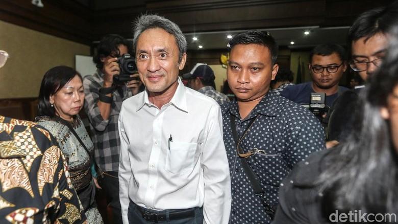 Eddy Sindoro Tak Ingat Jalan ke Berapa Negara Saat Jadi Buron KPK