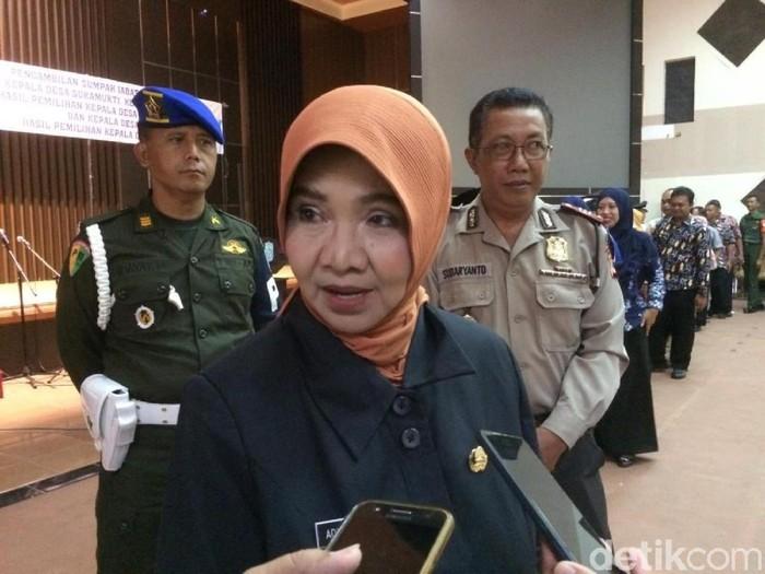 Wali Kota Banjar Ade Uu Sukaesih