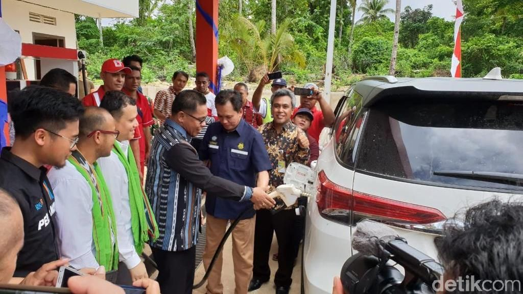 BBM Satu Harga Sekarang Sampai Maluku