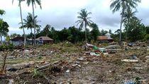 Sumur Pandeglang Bak Kota Mati, Warga Mengungsi karena Tsunami