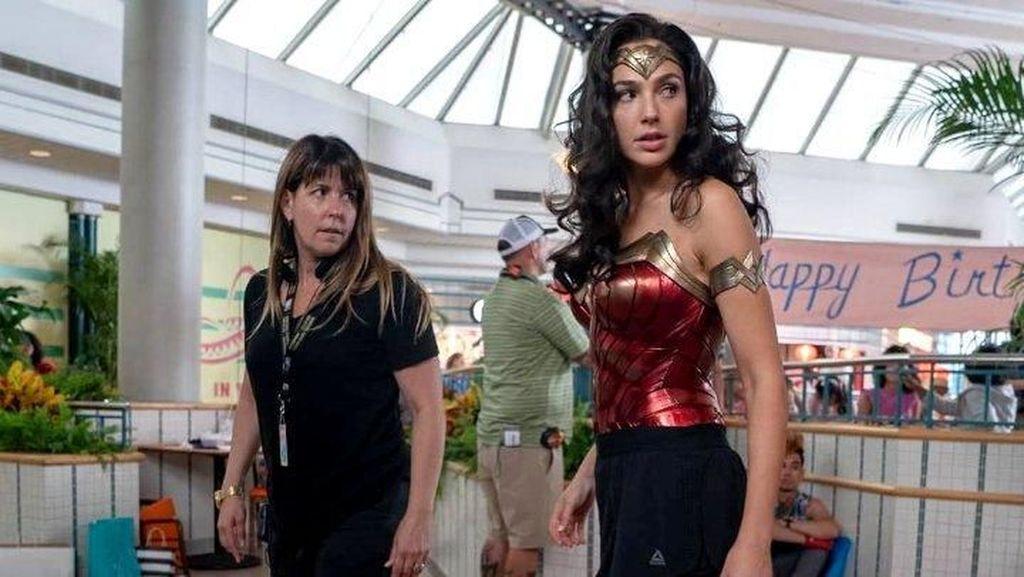 Perdana! Ini Trailer Resmi Wonder Woman 1984