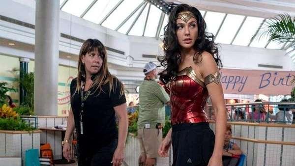 Hore! Syuting Wonder Woman 1984 Selesai