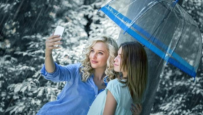 Ilustrasi selfie. (Foto: iStock)