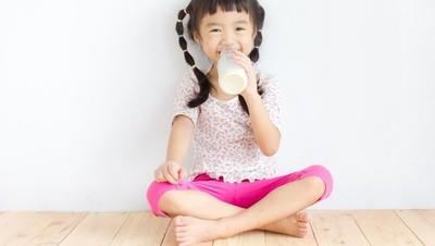 Manfaat Susu Cair Kemasan Bagi Si Kecil