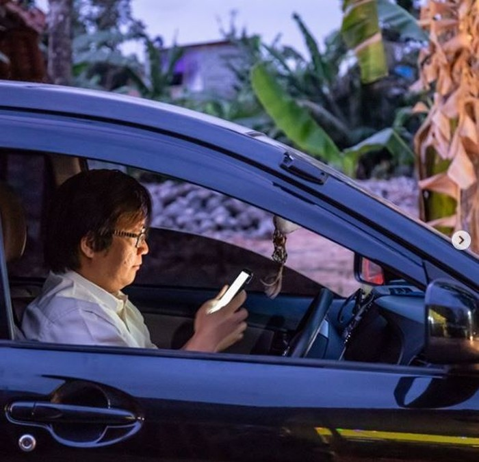 Driver GrabCar