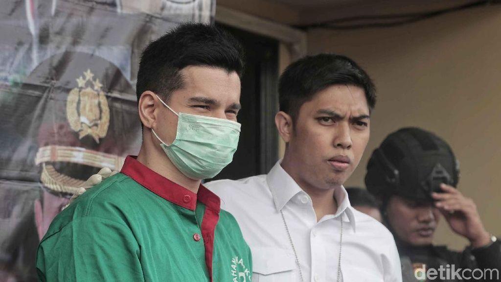 Berkas Hampir P21, Kasus Narkoba Steve Emmanuel Siap Dilimpahkan