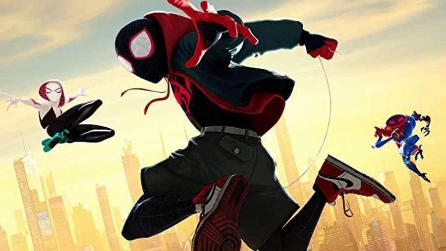 Grafik Canggih Spider-Man: Into the Spider-Verse