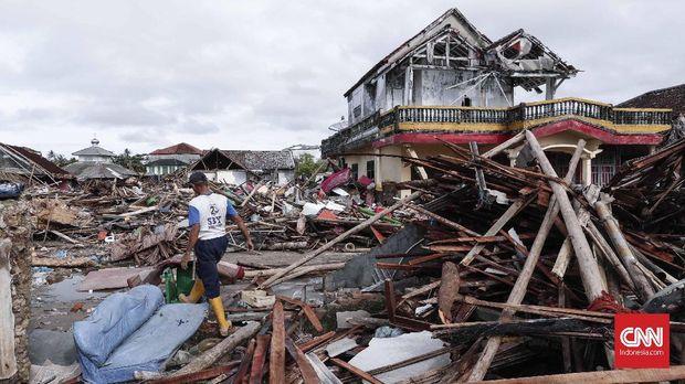 Warga Korban Tsunami: Tak Ada Penyuluhan soal Bahaya Tsunami