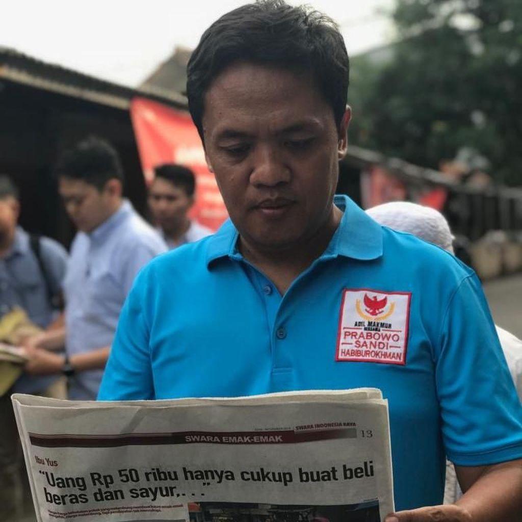 Habiburokhman: Prabowo-Sandiaga Siap Lahir Batin Jalani Debat Capres 2019