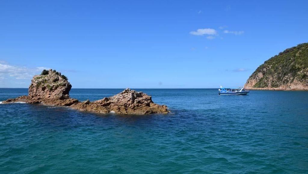 Foto: Pulau Cantik yang Dikunjungi Najwa Shihab di Australia