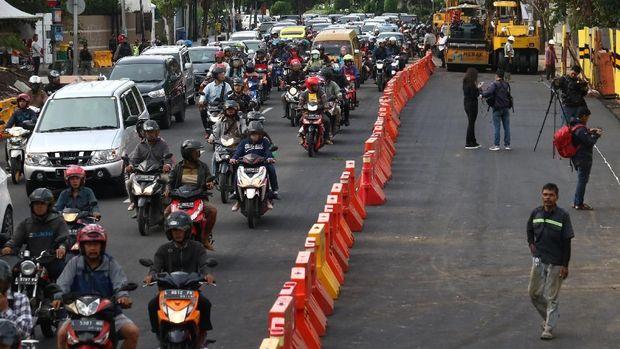 Polda Jatim Tetapkan Dua Tersangka Amblesnya Jalan Gubeng