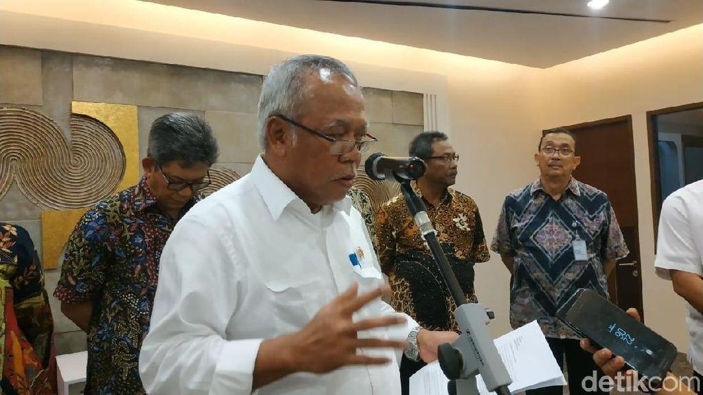 Kementerian PUPR Copot Pejabat yang Diciduk KPK