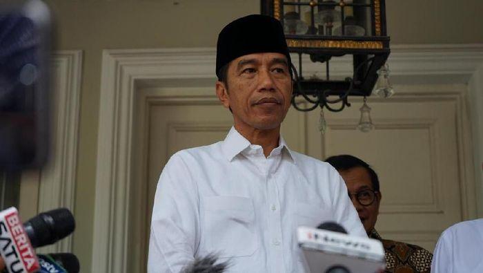 Presiden Joko Widodo (Jokowi). Foto: (Ray Jordan/detikcom).