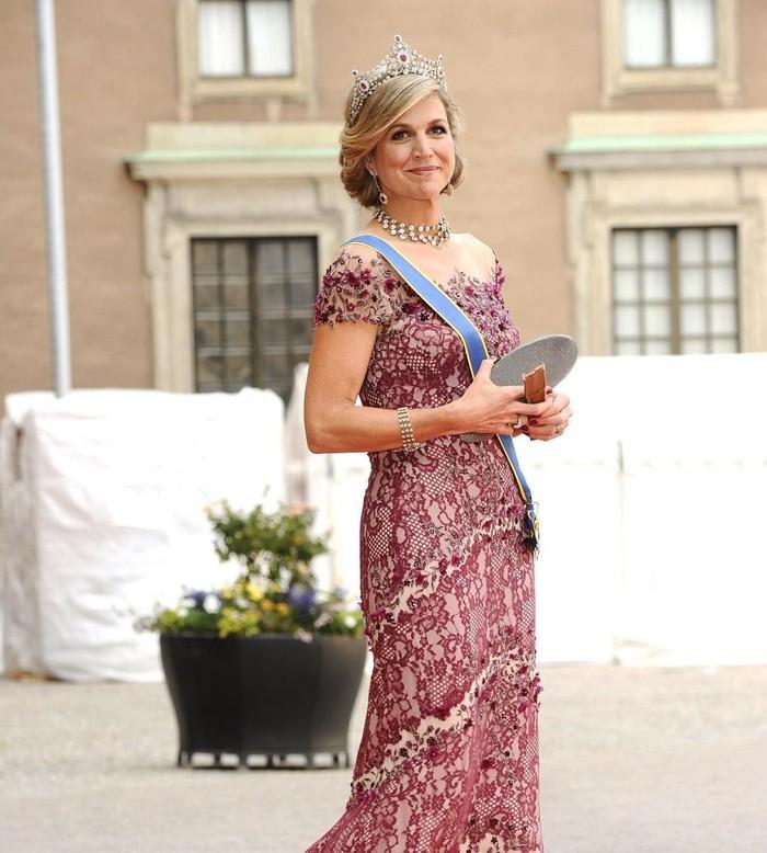Pemilik nama lengkap Maxima Zorreguieta Cerruti ini mendapat gelar permaisuri Belanda pada 2013 setelah suaminya mendapat kenaikan takhta. Queen Maxima punya hobi kulineran yang sering ia bagikan lewat instagram. Foto: instagram @queen.maxima