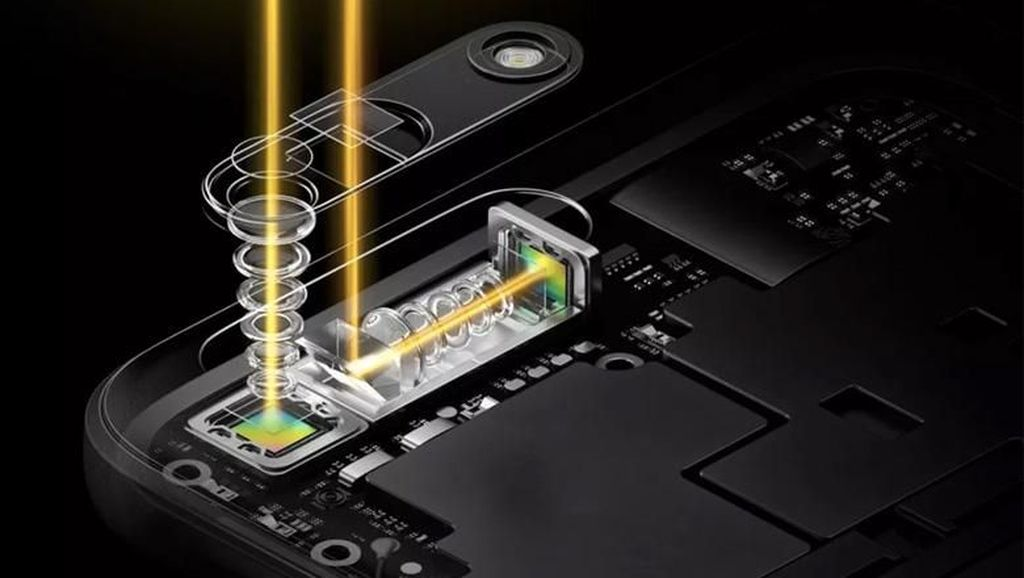 Begini Kemampuan Oppo 10X Lossless Zoom