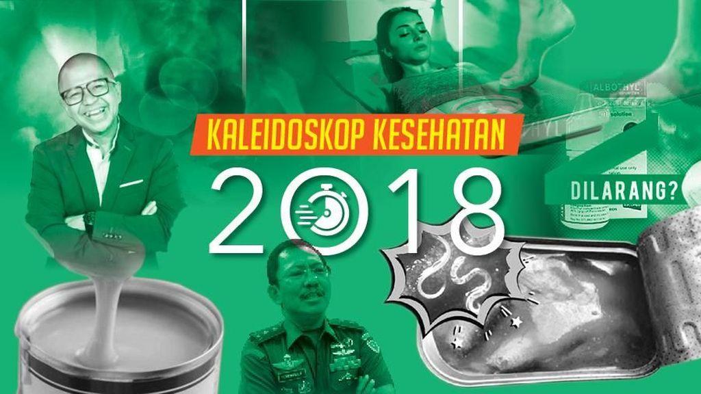 Kaleidoskop Kesehatan 2018