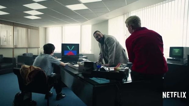 'Bandersnatch' menceritakan programmer yang mengadaptasi novel menjadi gim.