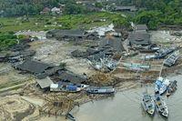 Tsunami Selat Sunda Picu Keraguan Dunia terhadap RI