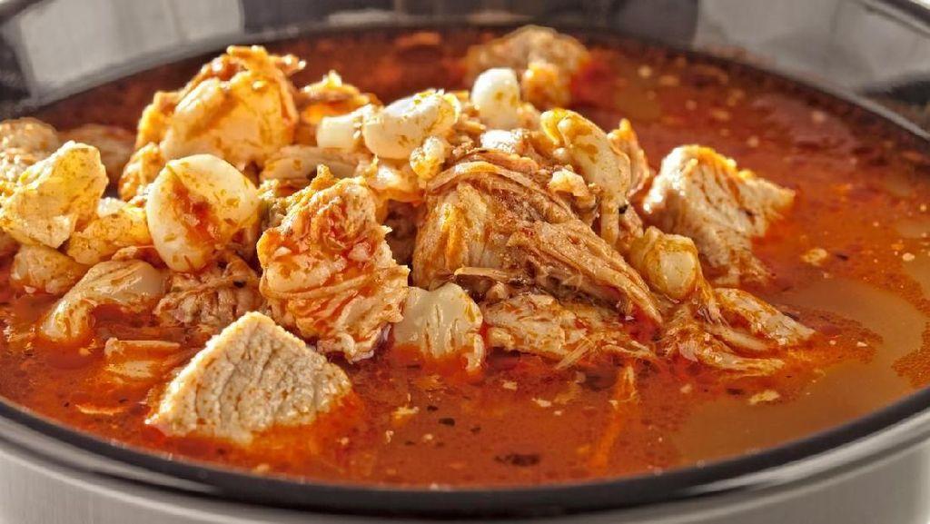 Hii... Terungkap Kalau Makanan Khas Meksiko Ini Dulunya Terbuat dari Daging Manusia