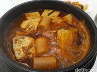 Oppa Korean Food: Gurih Pedas Sunbudu Jjiagae dan Jjajang Myun dengan Saus Pasta Kedelai