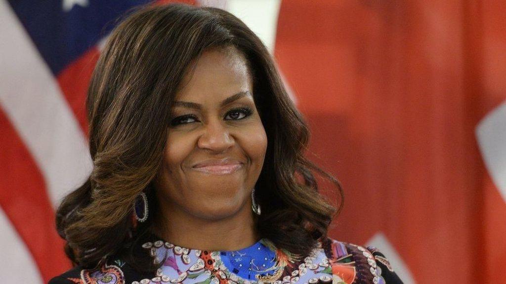 Geser Hillary, Michelle Obama Jadi Perempuan AS Paling Dikagumi