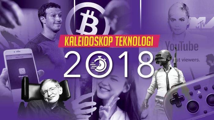 Kaleidoskop Teknologi 2018
