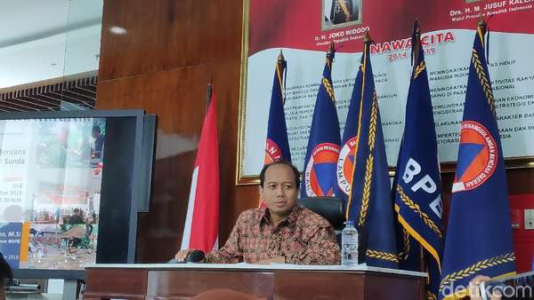 BNPB Ralat Jumlah Korban Meninggal Tsunami Selat Sunda Jadi 426 Orang