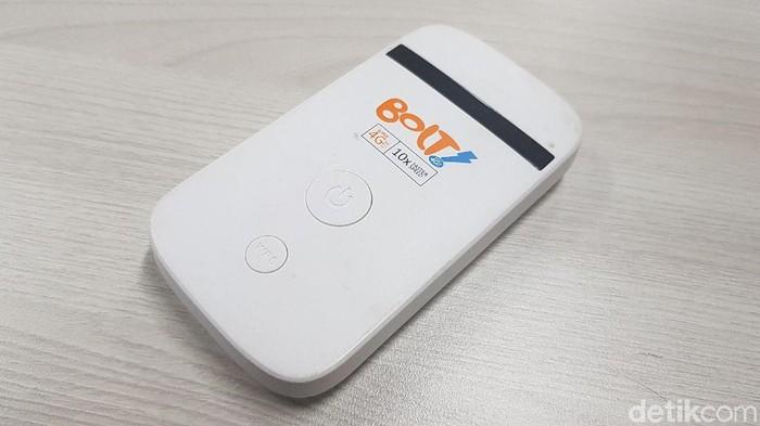 Ada info penting buat pelanggan Bolt Home dan 4G LTE. (Foto: dok. detikINET)