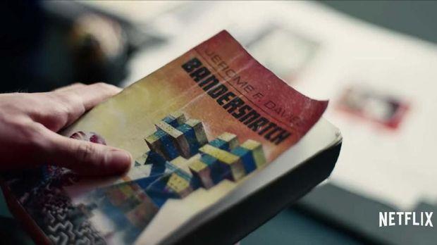 'Bandersnatch' bercerita tentang gim yang diadaptasi dari novel.