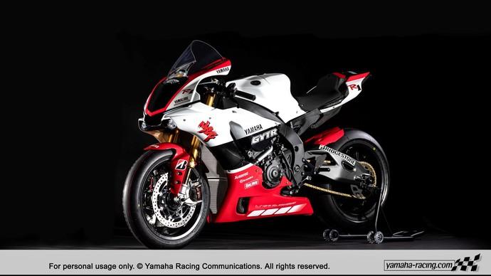 Yamaha sejak satu bulan lalu telah meluncurkan 20 unit edisi spesial motor YZF-R1 GYTR (Genuine Yamaha Technology Racing). Istimewa/Dok. Yamaha.