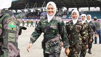 Potret Barisan Tentara Berhijab di Filipina, Gagah Tapi Santun