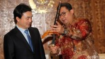 Fadli Zon Terima Delegasi Parlemen Korea Selatan
