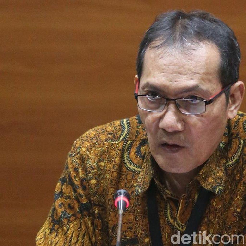 BPN Sindir Romahurmuziy Dijebak Jabatan Politik, KPK: Itu Debatable