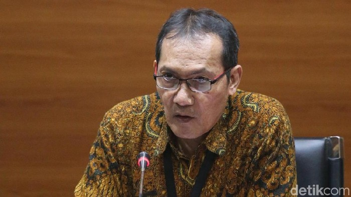 Wakil Ketua KPK Saut Situmorang (Foto: Ari Saputra/detikcom)