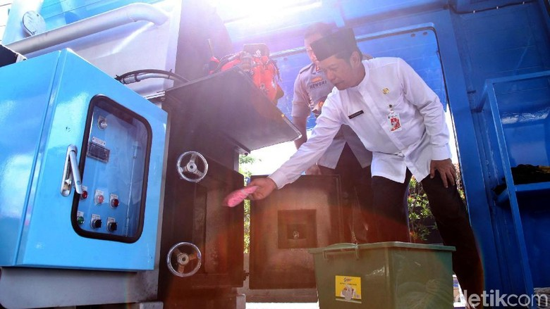 Wow! Ribuan Ekstasi dan 40 Kg Sabu Dimusnahkan Polres Jakbar