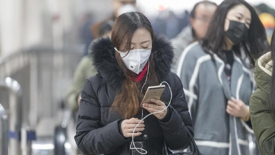 Virus Corona Baru di China
