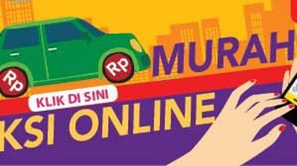 Larang Tarif Promo Taksi Online, Menhub: Kasihan Sopirnya