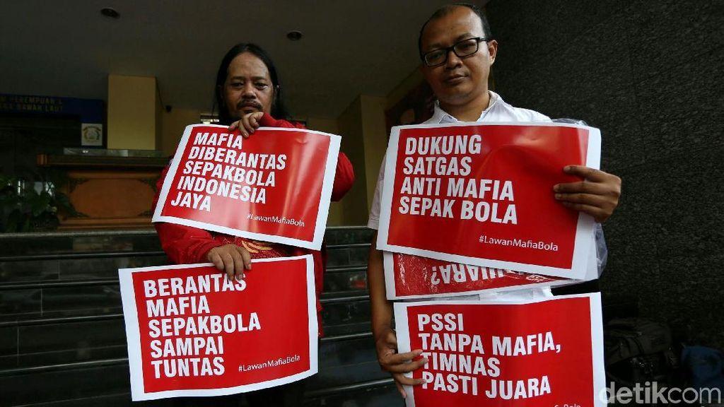 Satgas Anti Mafia Bola Terima Pengajuan Justice Collaborator