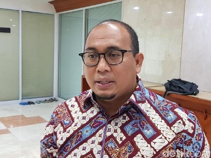 Anggota Badan Komunikasi Gerindra Andre Rosiade