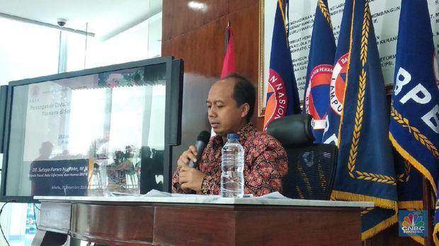H+11 Tsunami Selat Sunda, Jumlah Korban Jiwa Capai 437 Orang