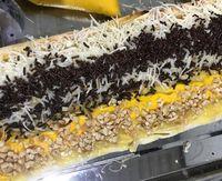 Diburu di 2018, Roti Long John dengan Isian Gurih dan Manis Creamy